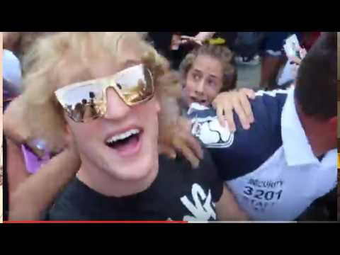 Logan Paul Chased Down VidCon Video Has Lessons For Vloggers And PR Pros