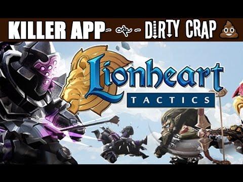 LIONHEART TACTICS : Killer App or Dirty Crap?