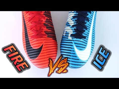 b3bc1acea HOT vs COLD! - Nike Mercurial Superfly 5 (Fire & Ice Pack) - Review ...