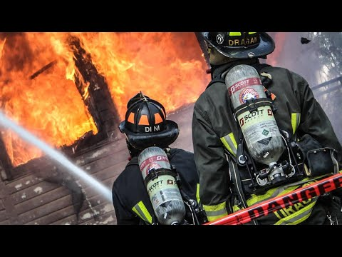 """Firefighter Tribute - """"Bring Me Back To Life"""""""