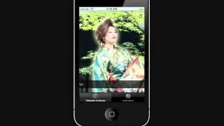 iPhoneアプリの「和服で野球拳」です。