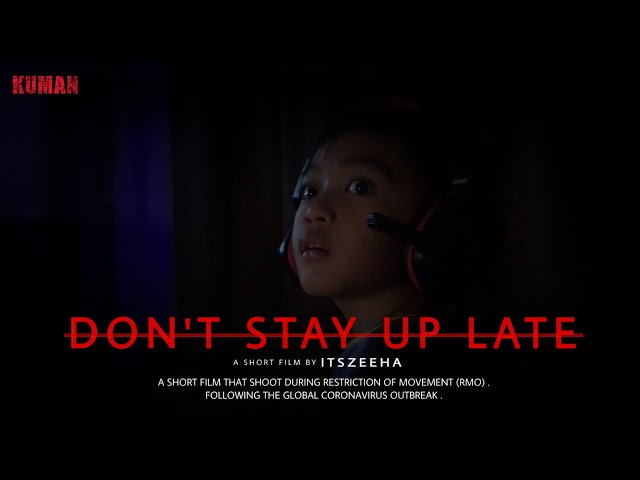 "Horror Short Film ""Don't Stay Up Late"" 