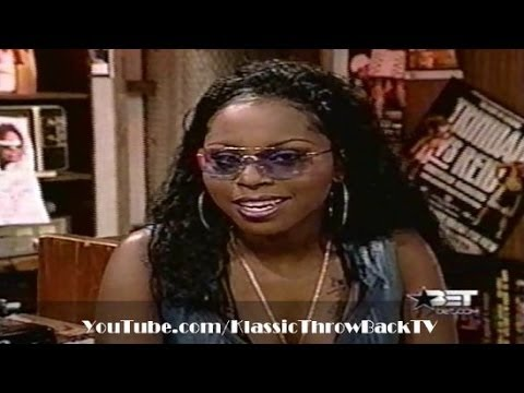 foxy brown rap city interview 2001 youtube
