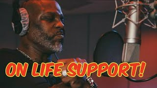 DMX Currently On LIFE SUPPORT After Overdose! (Real Update)