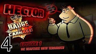 Hector: Badge of Carnage - Episode 1: We Negotiate with Terrorists - [04/05]
