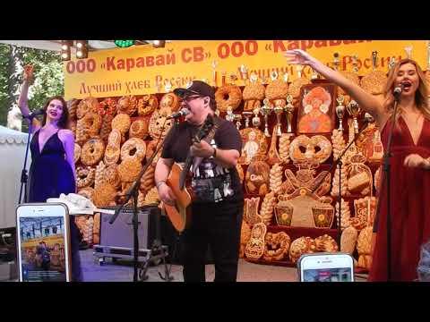Игорь Саруханов   она танцевала 7 09 2019 Сокольники