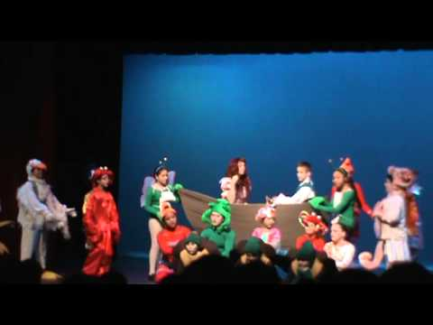 "Kiss the girl- ""The Little Mermaid"" for Bayonne High School Drama Society"