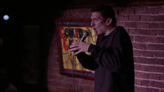 Football was CLEARLY invented by a gay dude - Andrew Schulz - Stand Up Comedy thumbnail