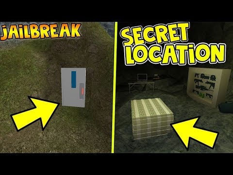 SECRET LOCATIONS IN JAILBREAK! (ROBLOX)