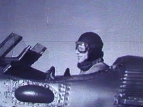 Tupolev TB3 bomber - WW2 Soviet Film