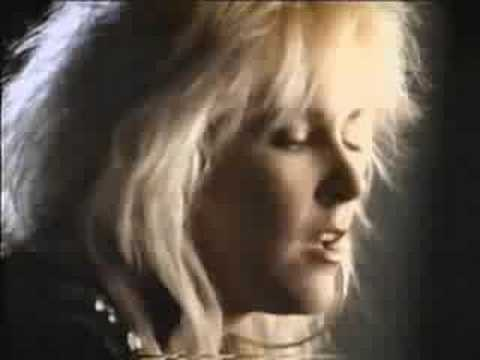 Lita Ford with Ozzy Osbourne - close my eyes forever