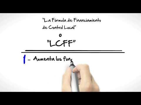 LCFF for  Wildflower Open Classroom