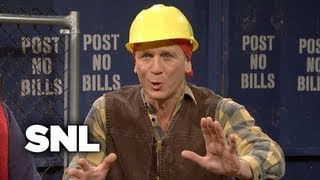 Construction Workers Catcalling - SNL