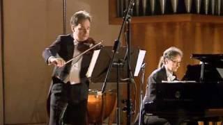 Schumann Sonata n° 2 OP.121, 1° Movimento Ziemlich langsam, lebhaft