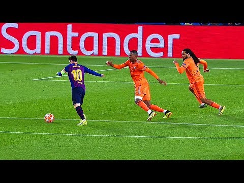 29 COLD BLOODED Finishes Only Lionel Messi Can Do in Football ||HD||