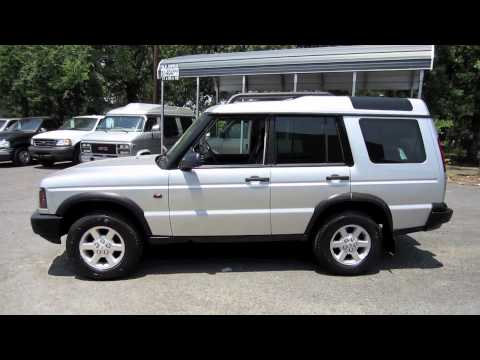 Short Takes: 2004 Land Rover Discovery (Start Up, Engine, Full Tour