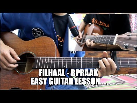 filhaal---bpraak-,-jaani---hindi-easy-guitar-cover-lesson-chords-intro-tabs-beginners