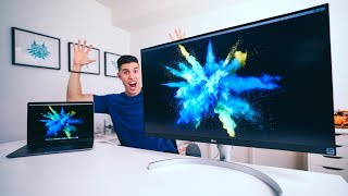 tHE GREATEST 4K MONITOR YOU NEED! - THE BEST 4K MONITOR OF 2018!?!