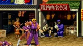 Super Street Fighter 2 Turbo HD Mugen Remix playthrough with Ken 1/2 thumbnail