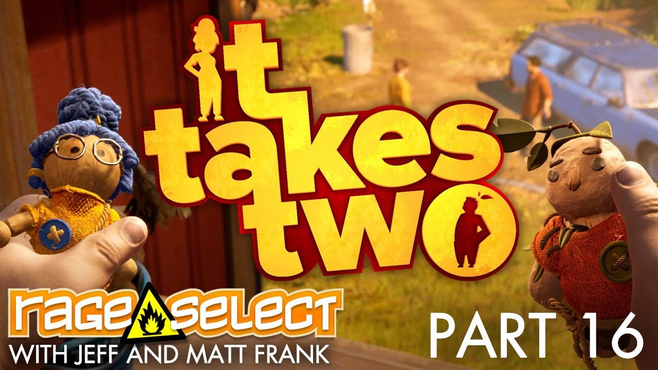 It Takes Two (Sequential Saturday) - Part 16... THE FINALE!!!