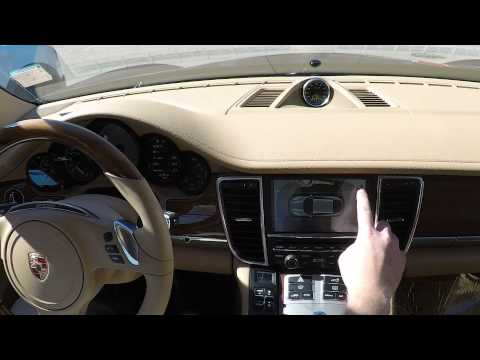 Porsche Surround View tutorial and explanation