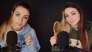 ASMR | Binaural Layered Twin Triggers for Ultimate Tinglies