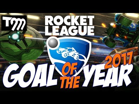 Rocket League - GOAL OF THE YEAR 2017 - FINAL!! thumbnail
