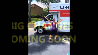 7-20-15 U-Haul Moving Truck