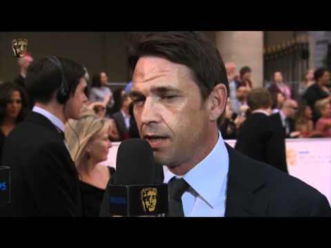 Dougray Scott - Television Awards Red Carpet in 2011