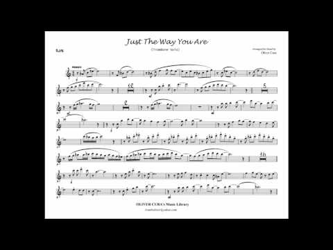Just The Way You Are (trombone solo)