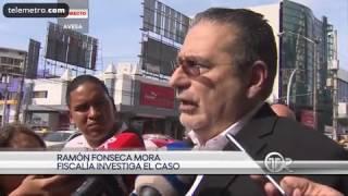 Fonseca Mora se desvincula de caso Odebrecht y señala a Varela