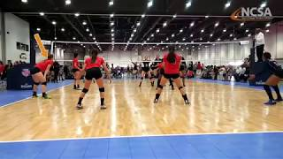 Autumn Dowell Volleyball 2017 Highlights 2
