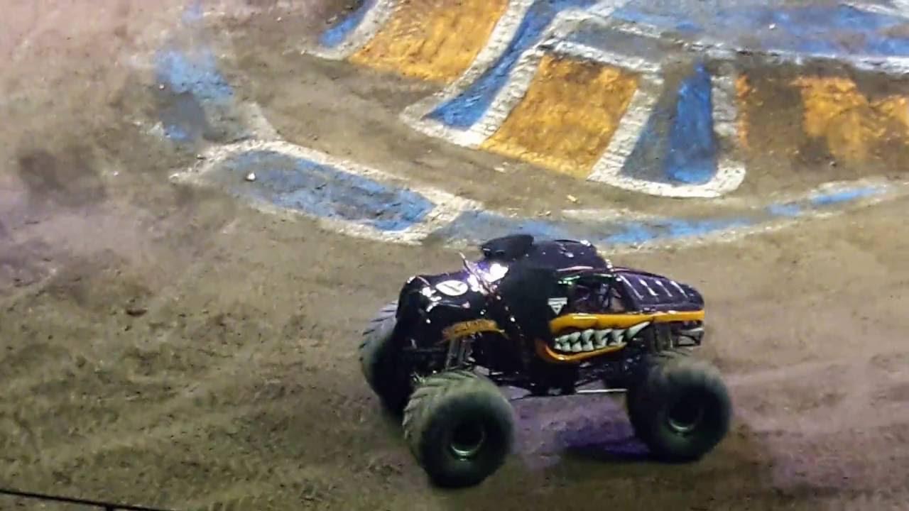 Monster Jam Arena Ciudad De Mexico Youtube