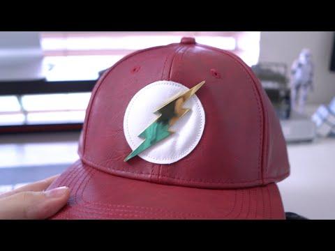 d6398198817d49 The Flash Snapback Hat - YouTube