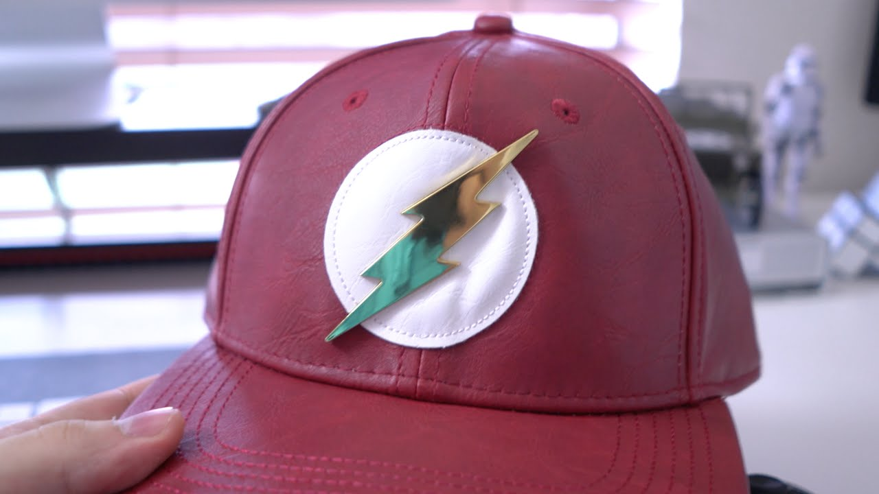96228132a2785 The Flash Snapback Hat - YouTube