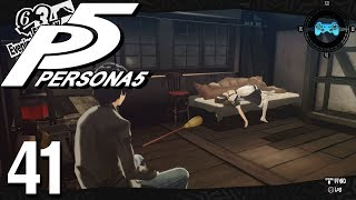 Napping on the Job - Persona 5 Episode #41 [Blind Let's Play, Playthrough]