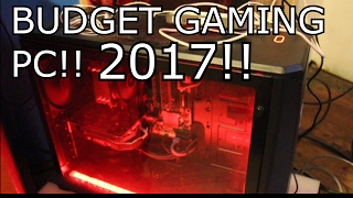 BEST GAMING/EDITING PC FOR BEGINNERS ON A BUDGET 2017!! CYBERPOWER GAMER ULTRA PREBUILT from BESTBUY