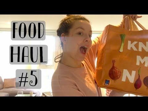 FOODHAUL #5 + PIERDOŁY DO DOMU! | CLAU