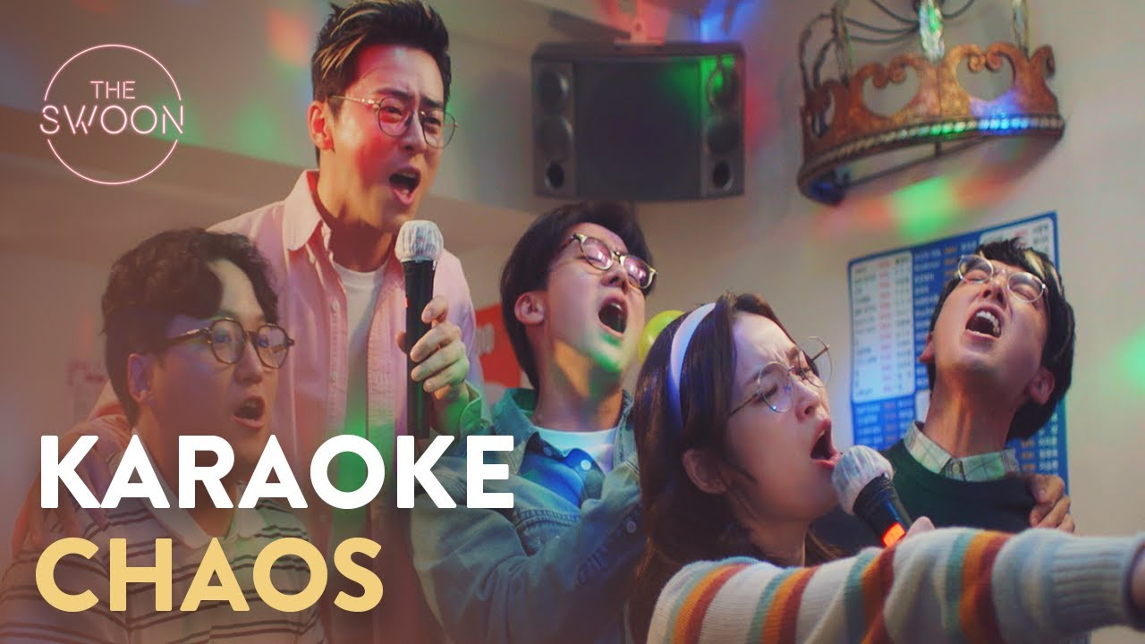 Download Karaoke night with your BFFs | Hospital Playlist Ep 3 [ENG SUB]