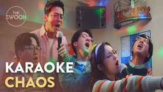 Gambar cover Karaoke night with your BFFs | Hospital Playlist Ep 3 [ENG SUB]
