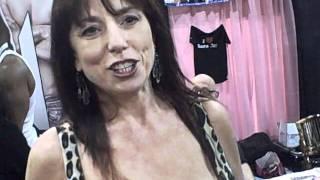 Quality time with Karen Kougar at Exxxotica Chicago 2011