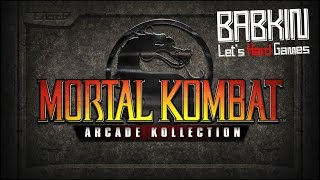 [Mortal Kombat: Arcade Kollection] Аркадная боль 90-х годов