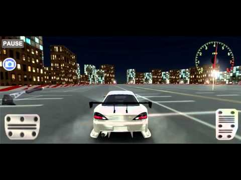 JDM Drift Night Simulator Trailer[Android]