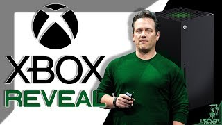 Phil Spencer REVEAL! Xbox Series X Huge Power, PS5 Reveal Event, Next Series X Xbox Launch Games