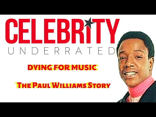 Dying For Music - The Paul Williams Story (The Temptations)