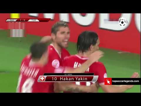 Greatest Comebacks In Soccer History : EURO 2008 Group stage Turkey 2 1 Switzerland