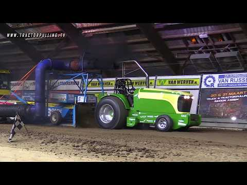 TractorpullingTV HD - 4500kg Supersport - Zwolle 2020