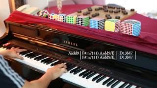 [ Piano cover + Hòa âm ] Góc ban công - Vũ Cát Tường