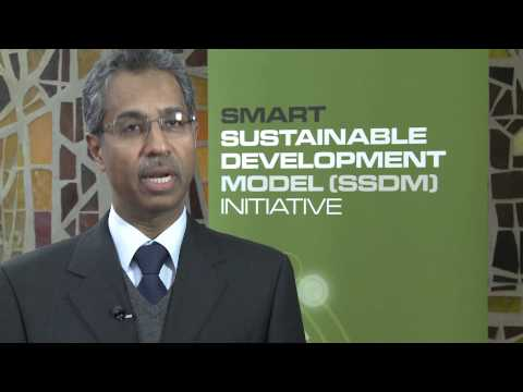 ITU INTERVIEW: Mr Khalid Ahmed Balkheyour - Smart Sustainable Development Model Initiative