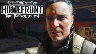 Homefront The Revolution - Beyond The Walls DLC - Gameplay Walkthrough No Commentary